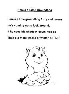 1000 images about Classroom ideas Groundhog Day on