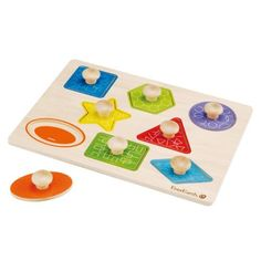 Everearth Shape Knob Puzzle Shape The O Jays And Wooden