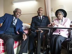 William, 97, and Willie Mae Fullwood, 100, both of