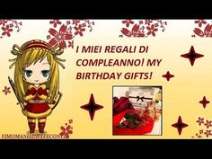 Video tag: I MIEI REGALI DI COMPLEANNO! MY BIRTHDAY GIFTS!