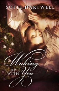 Waking Up With You designed by Danielle Maait. | JF: You said it. Danielle knows exactly how to elicit a response, and this cover is a good example of fulfilling her buyers' expectations. ★
