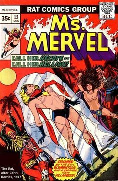 Back to title selection: Comics M: Ms. Marvel Vol 1 Back to title selection: Comics M: Ms. Marvel Vol 1 Comic Book Pages, Comic Book Covers, Comic Book Heroes, Comic Books Art, Comic Art, Book Art, Comic Superheroes, Superhero Characters, Ms Marvel Captain Marvel