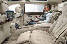 комбинацией превосходства класса Mercedes S, известный под брендом лучший автомобиль в мире престижной марки Maybach, это будут новые модели мерседеса.