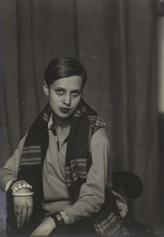 Photo by Man Ray, 1928