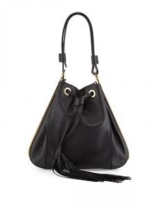 e7d0c679aed2 Marni Drawstring Bucket Bag Black Types Of Handbags
