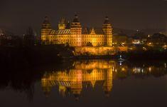 Schloss Johannisburg, Aschaffenburg - #Germany