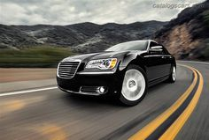 Chrysler 300 2013. The poor girl's Bentley. Totally want one of these big tanks so I can drive around like a grandma.