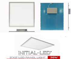 Stream Share what's new... Text Photos Link Video Event Poll  INITIAL-LED Shared publicly  -  4:58 PM  #Pannel       With the INITIAL-LED 2x2 #Pannel Lights, savings will be substantial: up to 80% can be saved on your energy bills alone.  The 2×2 panel is using #CREE diodes, and the frame is made of german aluminum to ensure the best heat dissipation http://j.mp/1KuCrqi.
