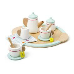 Service à thé en bois Cook Oxybul