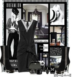 """DREAM ON"" by mzbossyfashions11 ❤ liked on Polyvore"