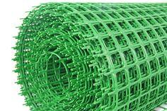 GRUBA SIATKA PLASTIKOWA KONTENEROWA 3x3cm wys 1,2m