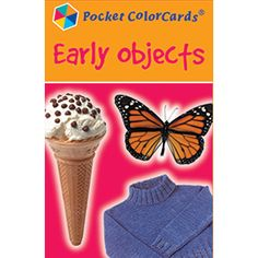 Early Objects Pocket Cards