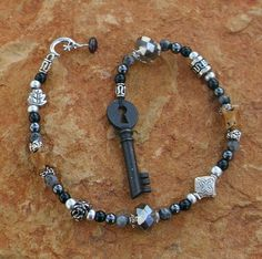 Witch's Ladder  Hekate's Key by CottageInTheThicket on Etsy, $25.00