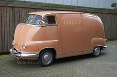 Citreon Van 'Gauloises'
