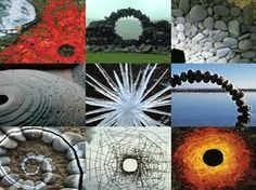 The Calvert Canvas: Adventures in Middle School Art!: Earth Art after Andy Goldsworthy Middle School Art, Art School, Rivers And Tides, Andy Goldsworthy Art, Environmental Art, Art And Architecture, Installation Art, Autumn Leaves, Art Lessons
