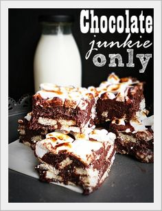 chocolate junkie | Livelifedeeply - now