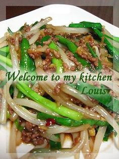 Discover recipes, home ideas, style inspiration and other ideas to try. Pork Recipes, Asian Recipes, Gourmet Recipes, Cooking Recipes, Healthy Recipes, Delicious Recipes, Easy Cooking, Healthy Cooking, Minced Meat Recipe