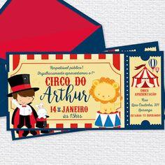 Resultado de imagen para convite circo