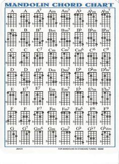 mandolin note chart at DuckDuckGo Music Theory Guitar, Guitar Chord Chart, Music Guitar, Music Sing, Music Lyrics, Dulcimer Instrument, Mandolin Lessons, Acoustic Music, Cigar Box Guitar