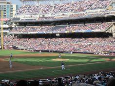 San Diego Petco Park - I love the new ball park.