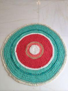 Crochet Rug Zpagetti Yarn