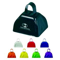 These are Cool! $1.19/each Promotional Small Cow Bell | Customized Bells | Promotional Bells