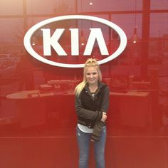 Thanks Taylor for coming in and buying your Chrysler 200 Limited from Ryan!!! Welcome to the Lawrence Kia family Taylor!