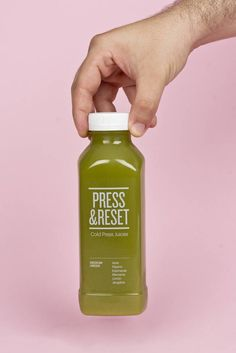 PRESS&RESET (Identity, Packaging) by Lo Siento Studio, Barcelona