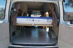 Ford Camper Van by kipkayvideos, via Flickr