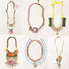 Unique jewelry from #anthropologie on #ebayfashion.