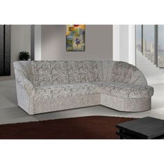 Rozkládací sedací souprava s úložným prostorem v šedé barvě pravá F1310 Sofa, Couch, Furniture, Home Decor, Settee, Settee, Decoration Home, Room Decor, Home Furnishings