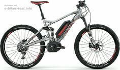 Das E-Bike Centurion Numinis E 2500.27 Fully 2016 hier auf E-Bikes-Test.info vorgestellt. Weitere Details zu diesem Bike auf unserer Webseite.