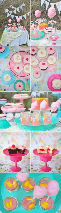 cotton candy ideas
