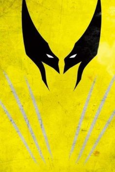 Would like some sort of simplistic Wolverine tattoo. Love this minimalist's rendition of classic Wolverine!!