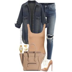 Spring/Summer Casual Outfit Style