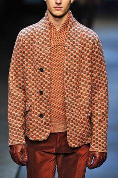 Canali FW13/14 - Milan Men's Fashion Week