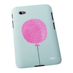 This hardcover case is the perfect choice to keep your Samsung Tablet safe in whimsical style. The featured balloon print has been hand-illustrated using watercolours, making it a truly unique design.