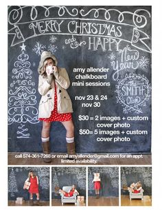 Book your 2013 Christmas mini session now!