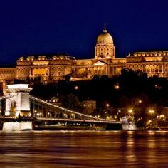 Budapest: one side Buda and the other Pest. Wonderful international convention!