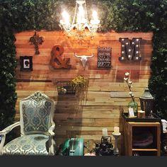 Wedding Summit Booth styling by Something Pretty Manila