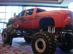 lifted Chevrolet trucks