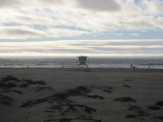 Early morning in Pismo Beach