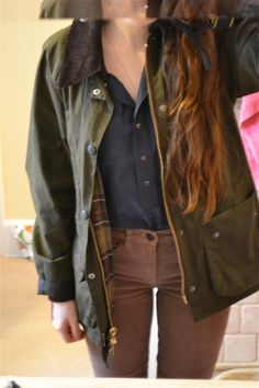 barbour jackets.  click.