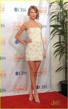White strapless mini dress