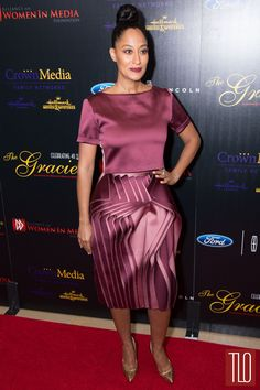 Tracee Ellis Ross in Audra at the 2015 Gracies Awards Gala Passion For Fashion, Love Fashion, Autumn Fashion, Fashion Outfits, Love Her Style, Style And Grace, Tracey Ellis, Lab, Tracee Ellis Ross