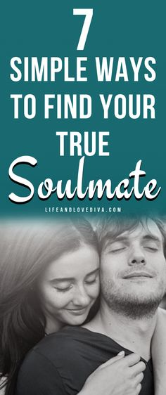 Do you want to find your soulmate and finally have a loving and meaningful relationship with your soulmate? Here are 7 Simple Ways to Find Your True Soulmate. Best Relationship Advice, Real Relationships, Marriage Advice, Have Faith In Yourself, Finding Yourself, Soulmate Signs, First Date Tips, Finding Your Soulmate, Love Advice