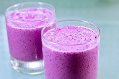 Only a Glass of This Smoothie for Lunch Burns Belly Fat in 4 Weeks