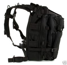 Military/SWAT Backpack w MOLLE Loops great for hiking or everyday use!
