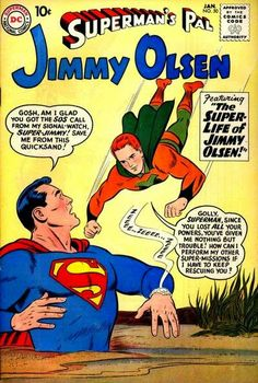 The Superman Fan Podcast: Episode #318 Part II: Superman Family Comic Book C...