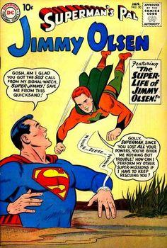 The Superman Fan Podcast: Episode #318 Part II: Superman Family Comic Book C...